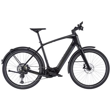 Vélo de Voyage Électrique DIAMANT ZOUMA SUPREME+ DIAMANT Noir 2021